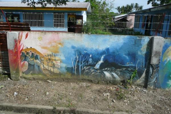 Mural Trinidad Utopia